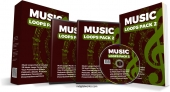 Music Loops Pack 2 Audio with Private Label Rights
