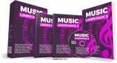 Music Loops Pack 3 Audio with Private Label Rights