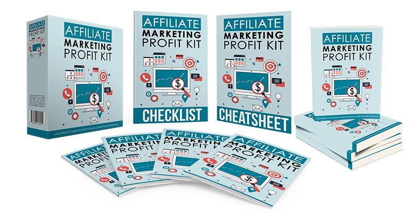 Affiliate Marketing Profit Kit Video Upgrade