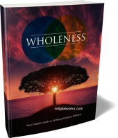 Wholeness eBook with private label rights