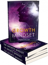 The Growth Mindset eBook with Master Resale Rights