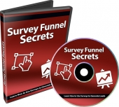 Survey Funnel Video with private label rights