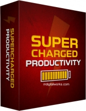Supercharged Productivity eBook with Master Resale Rights