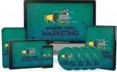 Modern Video Marketing Video Upgrade Video with Master Resale Rights