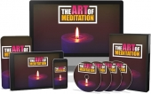 The Art Of Meditation Video Upgrade Video with Master Resale Rights
