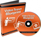 Video Teaser Blueprint Video with Private Label Rights