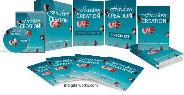 Freedom Creation Video Upgrade