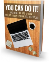 You Can Do It eBook with Master Resale Rights