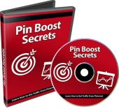 Pin Boost Secrets Video with Private Label Rights