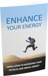 Enhance Your Energy eBook with Master Resale Rights