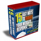 15 Easy Ways To Boost Your Website Response Video with Personal Use Rights