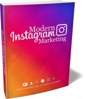 Modern Instagram Marketing eBook with Master Resale Rights
