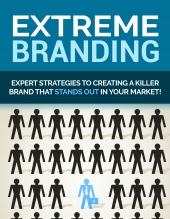 Extreme Branding eBook with Private Label Rights