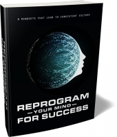 Reprogram Your Mind For Success Software with Master Resale Rights