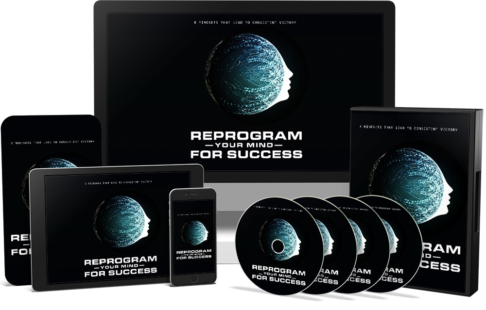 Reprogram Your Mind For Success Video Upgrade