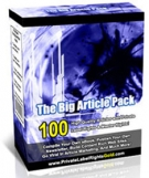 The Big Article Pack eBook with Private Label Rights