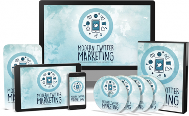 Modern Twitter Marketing Video Upgrade