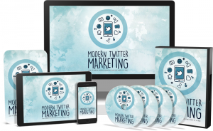Modern Twitter Marketing Video Upgrade Video with Master Resale Rights