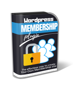 WP Membership Plugin Software with Resell Rights