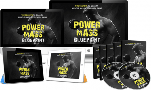 Power Mass Blueprint Video Upgrade Video with Master Resale Rights