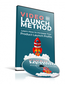 Video Launch Method Video with Private Label Rights