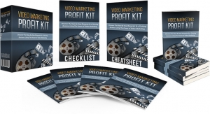 Video Marketing Profit Kit Video Upgrade Video with Master Resale Rights