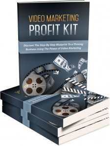 Video Marketing Profit Kit eBook with Master Resale Rights
