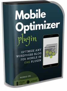 Mobile Optimizer WP Plugin Software with Resell Rights