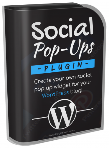 Social Pop-Ups Plugin
