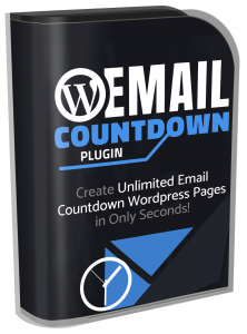 WP Email Countdown Plugin Software with Resale Rights