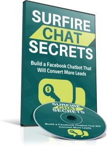 Surfire Chat Secrets Video with Private Label Rights