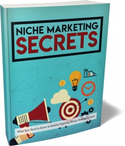 Niche Maketing Secrets eBook with Master Resale Rights