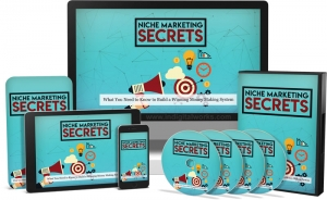 Niche Marketing Secrets Video Upgrade Video with Master Resale Rights