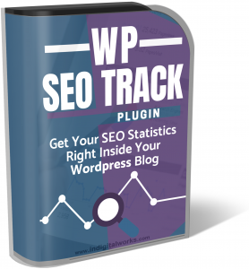 WP SEO Track Plugin Software with Resale Rights