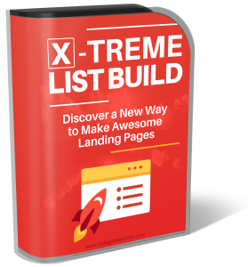 X-Treme List Build Plugin Software with Resale Rights