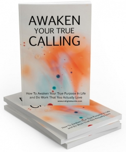 Awaken Your True Calling eBook with Master Resale Rights
