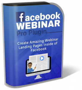 Facebook Webinar Pro Plugin Software with Resale Rights