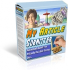 My Article Submitter Software with Resell Rights