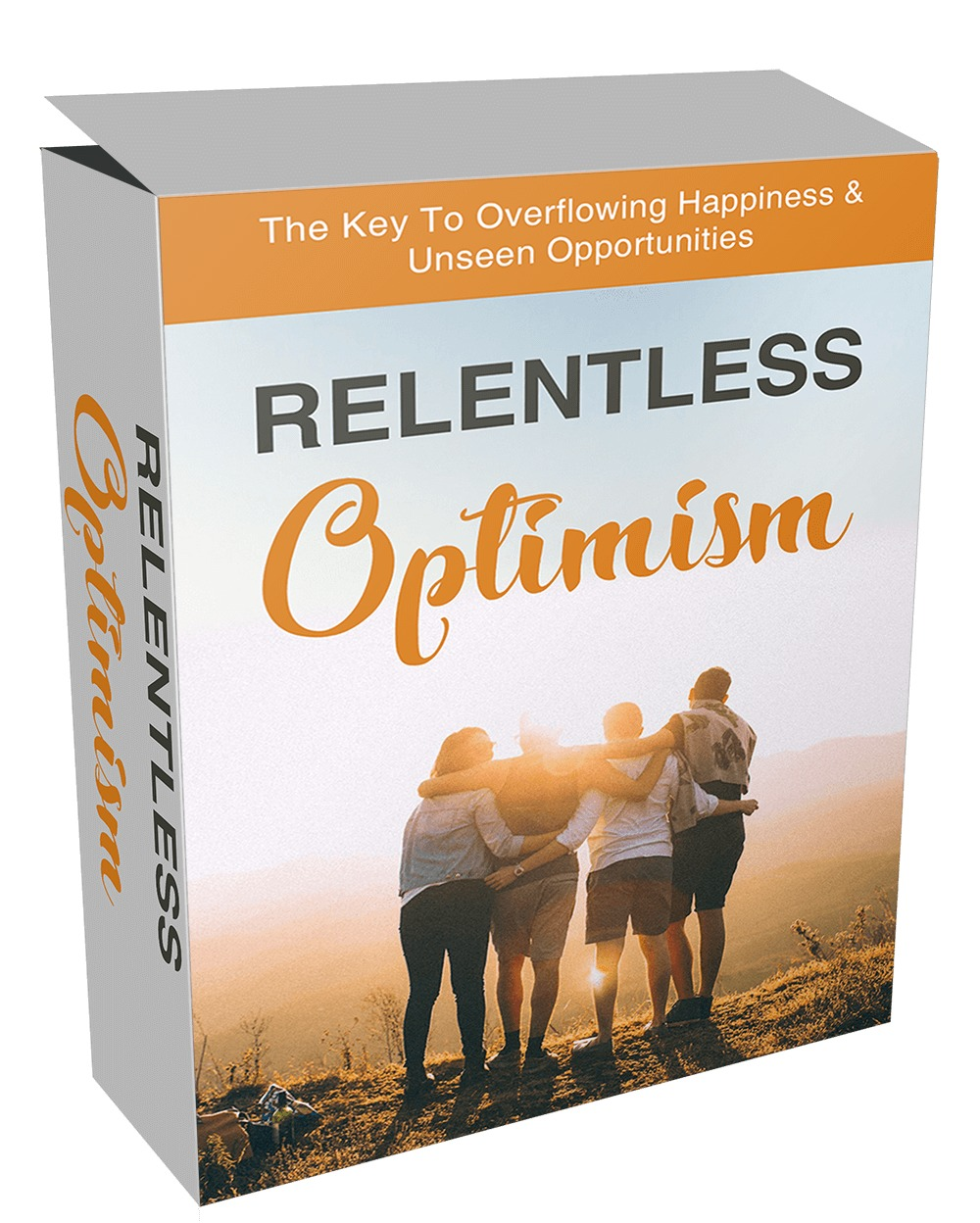 Relentless Optimism