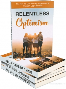 Relentless Optimism eBook with Master Resale Rights