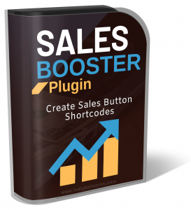 WP Sales Booster Plugin Software with Resale Rights
