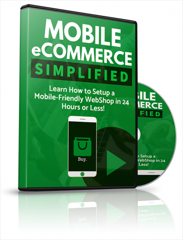 Mobile eCommerce Simplified