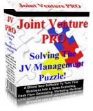 Joint Venture Pro Software with Resell Rights