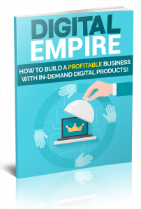 Digital Empire eBook with Private Label Rights