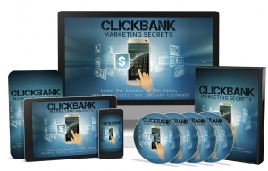 ClickBank Marketing Secrets Video Upgrade Video with Master Resale Rights
