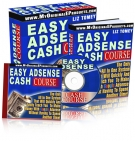 Easy Adsense Cash Course eBook with Master Resale Rights