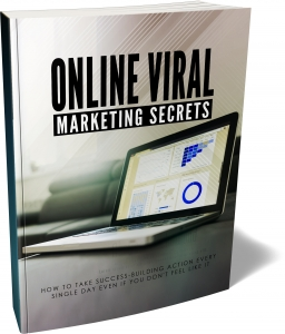 Online Viral Marketing Secrets eBook with private label rights