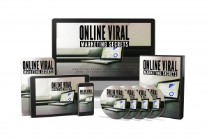 Online Viral Marketing Secrets Video Upgrade Video with private label rights