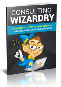Consulting Wizardy eBook with Private Label Rights