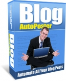 Blog AutoPoster Software with Resell Rights